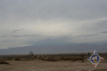 Иудейская пустыня близ Иерихона